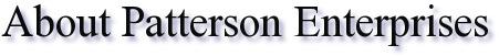 About Patterson Enterprises